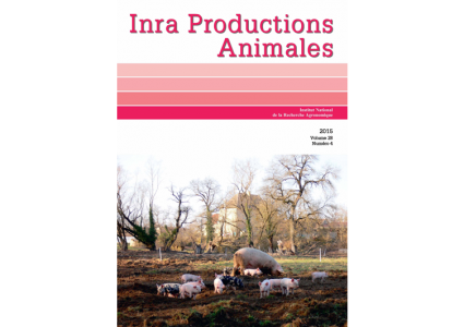 INRA Productions Animales - Volume 28, n°4