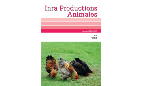INRA Productions Animales - Volume 28, n°5