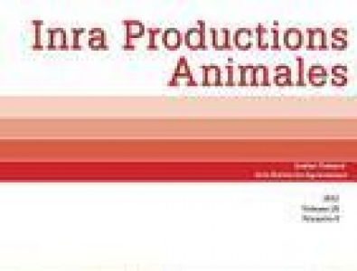 INRA Productions Animales