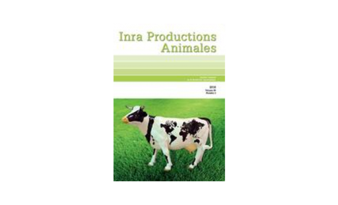 INRA Productions Animales - Volume 29, n°3