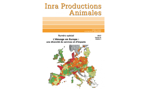 INRA Productions Animales - Volume 30, n°4