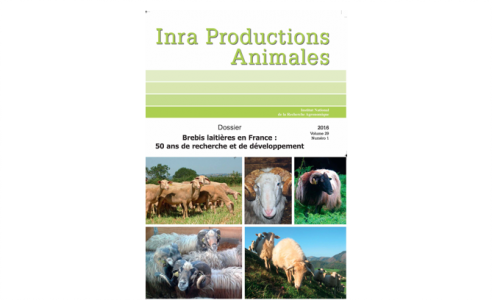 INRA Productions Animales - Volume 29, n°1